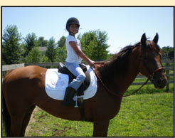 Summer Horseback Riding Camp